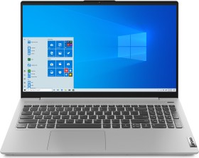 Lenovo IdeaPad 5 15ITL05 Platinum Grey, Core i7-1165G7, 16GB RAM, 1TB SSD, Fingerprint-Reader, beleuchtete Tastatur, IPS, Windows 10 Home, Aluminium bottom (82FG005VGE)