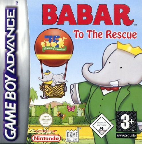 Babar - To The Rescue (GBA) -- via Amazon Partnerprogramm