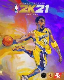 NBA 2K21 - Mamba Forever Edition (PS4)