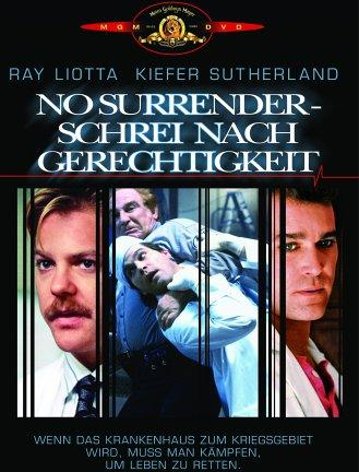 No Surrender - Schrei nach Gerechtigkeit -- via Amazon Partnerprogramm