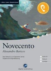 Digital Publishing: Alessandro Baricco - Novecento - Interaktives Hörbuch (deutsch/italienisch) (PC)