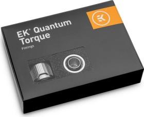 "EK Water Blocks Quantum Line EK-Quantum Torque STC 10/16 Fitting 1/4"" auf 16/10mm, schwarz vernickelt, 6er-Pack (3831109824481)"