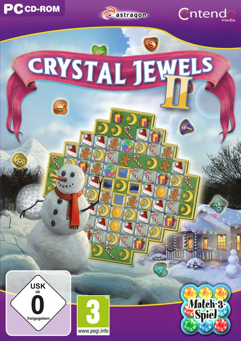 Crystal Jewels 2 (German) (PC)
