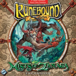 Runebound - Mists of Zanaga (extension)