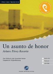 Digital Publishing Arturo Pérez-Reverte - Un asunto de honor - Interaktives Hörbuch (deutsch/spanisch) (PC)