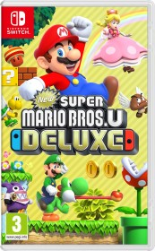New Super Mario Bros. U Deluxe (Download) (Switch)