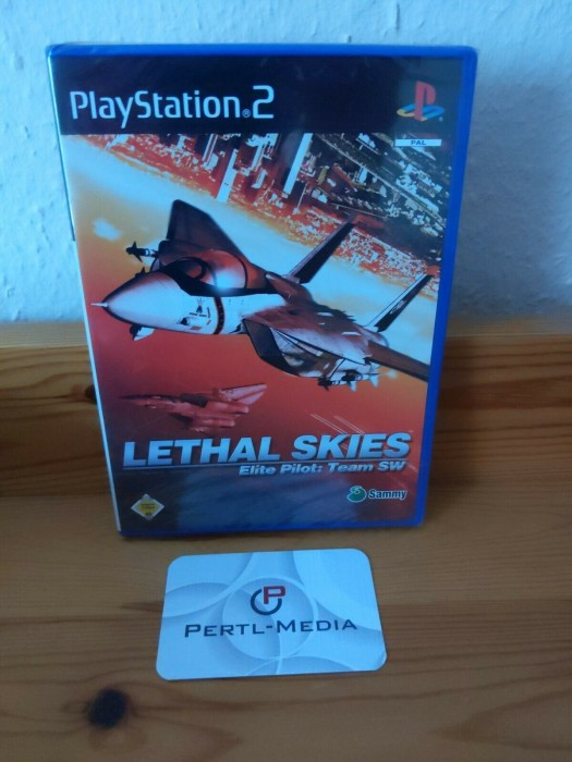 Lethal Skies (deutsch) (PS2) -- via Amazon Partnerprogramm