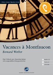 Digital Publishing Bernard Werber - Vacances à Montfaucon - Interaktives Hörbuch (deutsch/französisch) (PC)