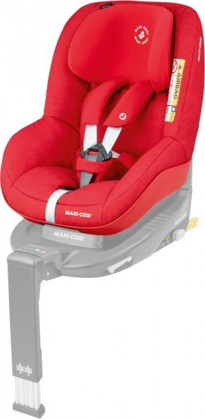 Maxi-Cosi Pearl Pro i-Size nomad red 2019