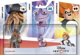 Disney Infinity - 3er-Pack - Villains (PC/PS3/PS4/Xbox 360/Xbox One/WiiU/Wii/3DS)