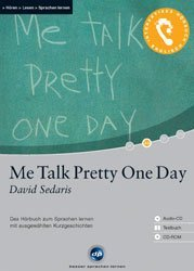 digital Publishing: David Sedaris - Me Talk Pretty One Day - interactive audiobook (German/English) (PC)