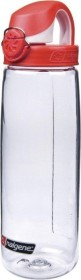 Nalgene On The Fly bottle 0.7l clear/red (5565-1024)