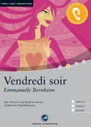 digital Publishing: Emmanuèle Bernheim - Vendredi soir - interactive audiobook (German/French) (PC)