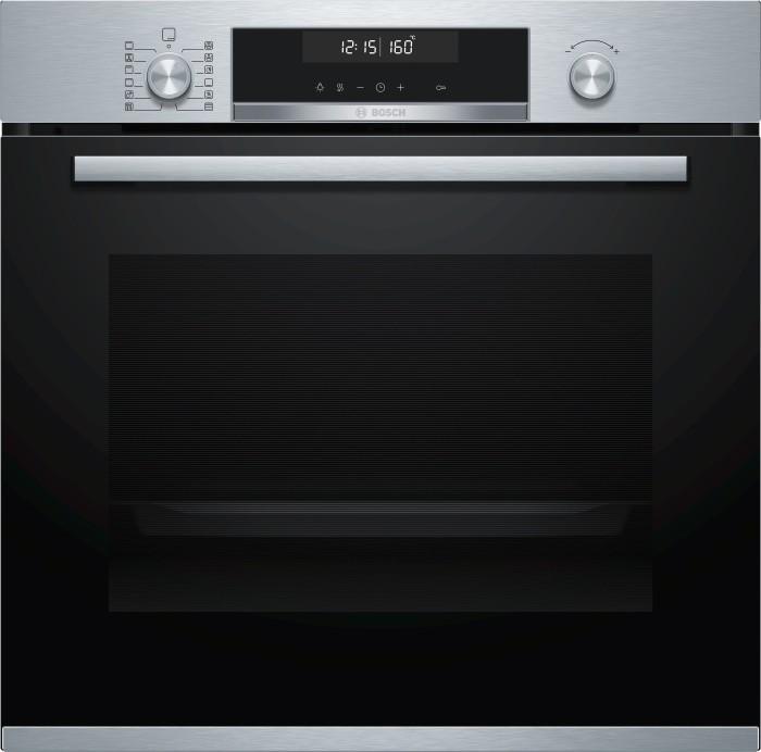Bosch series 6 HBD676LS81 oven set