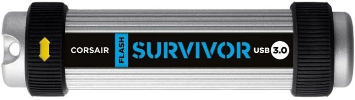 Corsair Flash Survivor 128GB, USB-A 3.0 (CMFSV3-128GB)