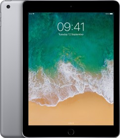 Apple iPad 128GB, Space Gray [5. Generation / 2017] (MP2H2FD/A)