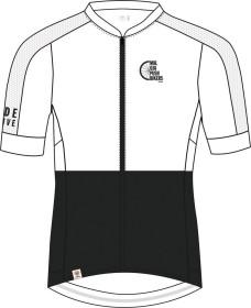 Maloja Pushbikersm Fem Race 1/2 Trikot kurzarm moonless (Damen)