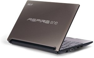 Acer Aspire One D255E, Atom N550, 250GB, Windows 7 Starter, brown, UK (LU.SEU0D.001)