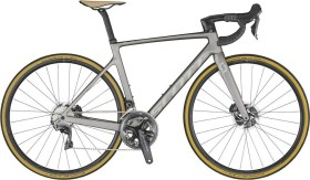 Scott Addict RC 10 grau Modell 2020 (274731)