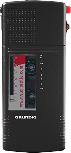 Grundig GBS Stenorette Sh 24 analog voice recorder -- via Amazon Partnerprogramm