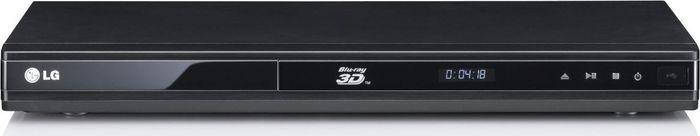 LG Electronics BD660 black