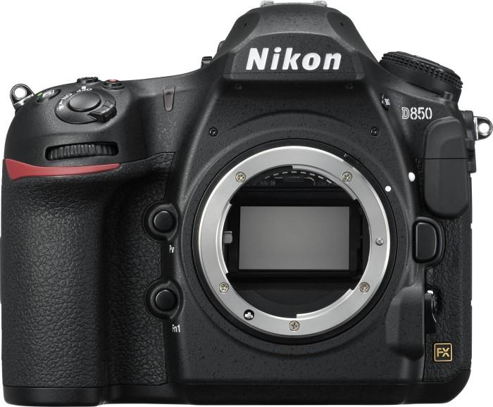 Nikon D850 schwarz Gehäuse (VBA520AE)