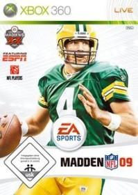 EA Sports Madden NFL 09 (Xbox 360)