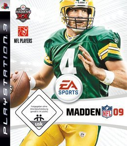 EA Sports Madden NFL 09 (German) (PS3)