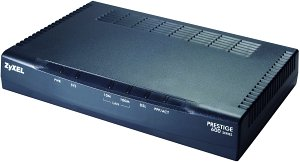 ZyXEL prestige 650R-33 ADSL router over ISDN