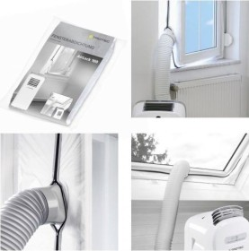 Trotec AirLock 100 window sealing for mobile Air Conditioners, 4m (6100002001)