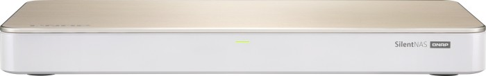 QNAP SilentNAS HS-453DX-4G, 4GB RAM, 1x 10GBase-T, 1x Gb LAN