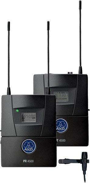 AKG PR4500 ENG Set PT Band 7