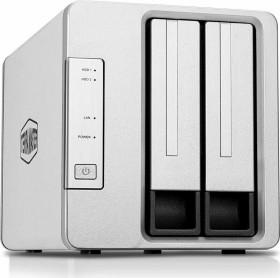 TerraMaster F2-210, Realtek RTD1296 8TB, 1GB RAM, 1x Gb LAN