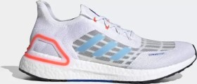 adidas Ultra Boost Summer.RDY cloud white/glory blue/solar red (Herren) (EG0751)