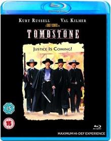 Tombstone (Blu-ray) (UK)