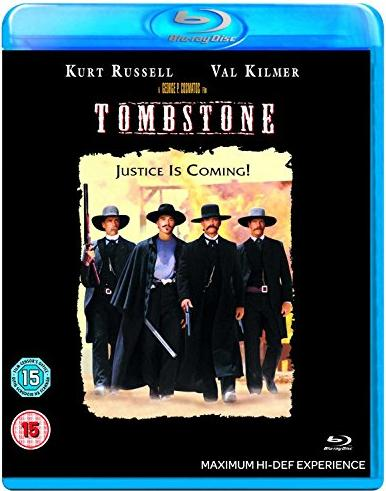 Tombstone (Blu-ray) (UK) -- via Amazon Partnerprogramm