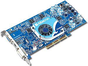 Albatron Ti4600V, GeForce4 Ti4600, 128MB DDR, DVI, ViVo, AGP