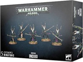 Games Workshop Warhammer 40.000 - Drukhari - Incubi (99120112041)