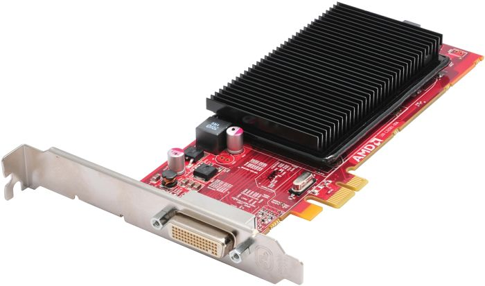 AMD FirePro 2270, 512MB DDR3, DMS-59, PCIe 2.1 x1 (31004-18-40A/31004-18-40R/100-505972)
