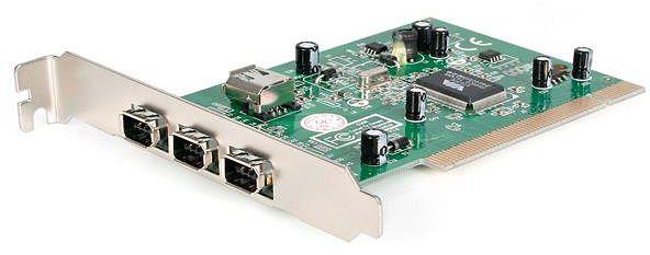 StarTech PCI1394_4, 4x FireWire, PCI (PCI1394_4)