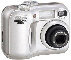 Nikon Coolpix 3100 (various Bundles)