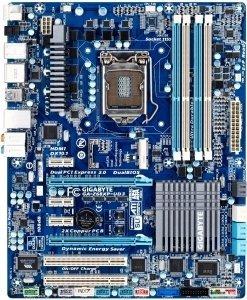 Gigabyte GA-Z68XP-UD3 (Rev. 1.0)