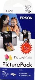 Epson T5570BH PicturePack, 100 Blatt (C13T557040BH)