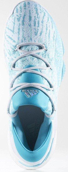 super popular 79d69 9c61f adidas Crazylight Boost Low 2016 clear aquafootwear whiteenergy blue  (men) (BB8178)