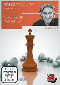 Chessbase Powerplay 26: Checkmate Challenge – Essential Knowledge (englisch) (PC)