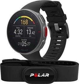 Polar Vantage V mit H10 Herzfrequenz-Sensor schwarz (90069634)