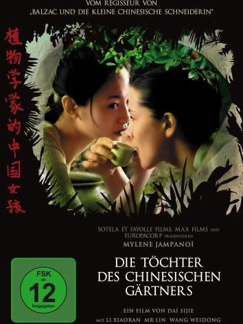 Töchter des chinesischen Gärtners -- via Amazon Partnerprogramm
