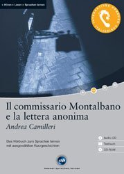 Digital Publishing: Andrea Camilleri - Il commissario Montalbano e la lettera anonim - Interaktives Hörbuch (deutsch/italienisch) (PC)