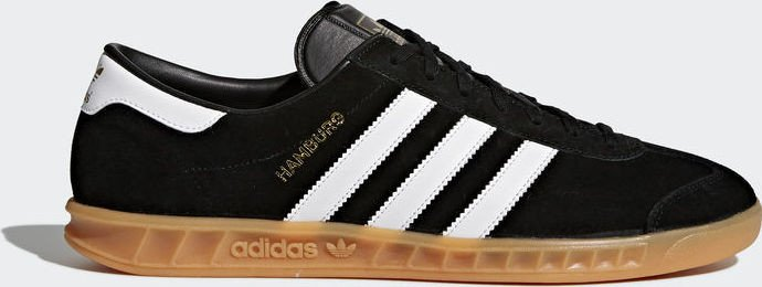 a183403cded4 adidas Hamburg core black footwear white gum (men) (S76696) starting ...