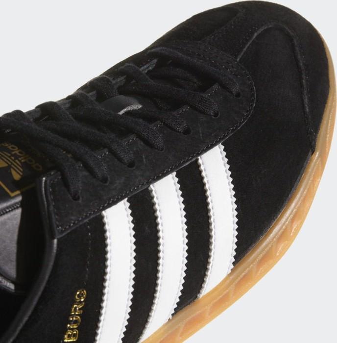 reputable site faa05 4d90a adidas Hamburg core blackfootwear whitegum ab € 59,95 (2019)   Preisvergleich Geizhals Deutschland